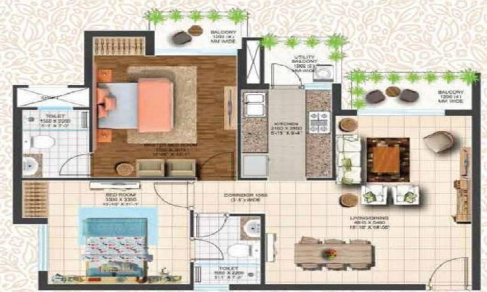 Ace Parkway Floor Plan