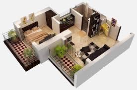Crest Infratech Floors 1 Floor Plan