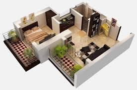 Crest Infratech Floors 2 Floor Plan