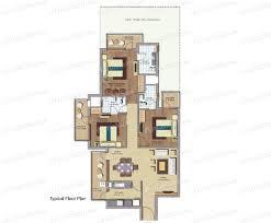 Mind Space Luxury Villa 3 Floor Plan