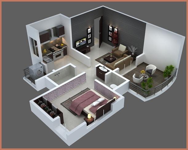 Elegant Aspire Floor Plan
