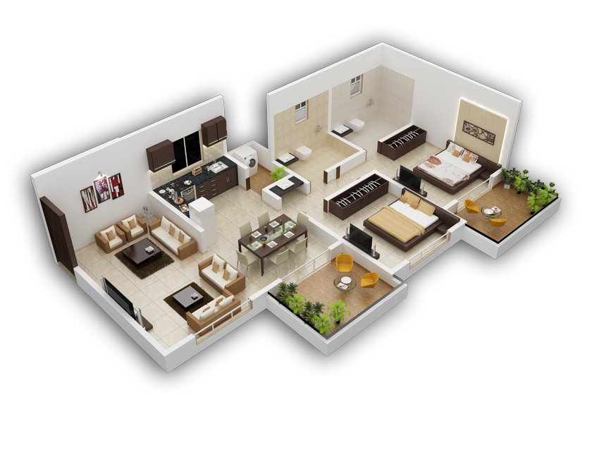 Mantri Elite Floor Plan