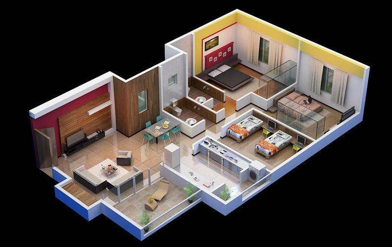 Gold Grandis Floor Plan