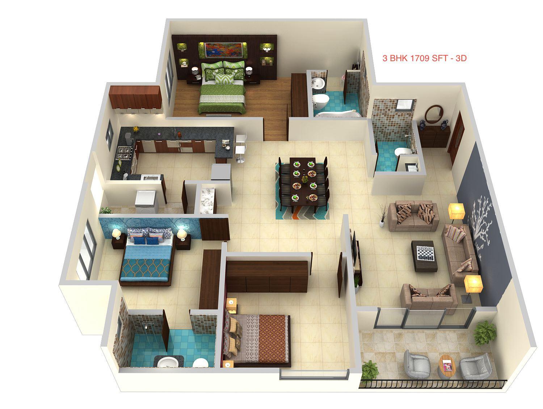 Intact Arafa Classic Floor Plan
