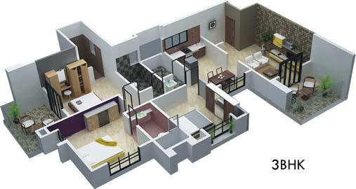 MC Castle Floor Plan