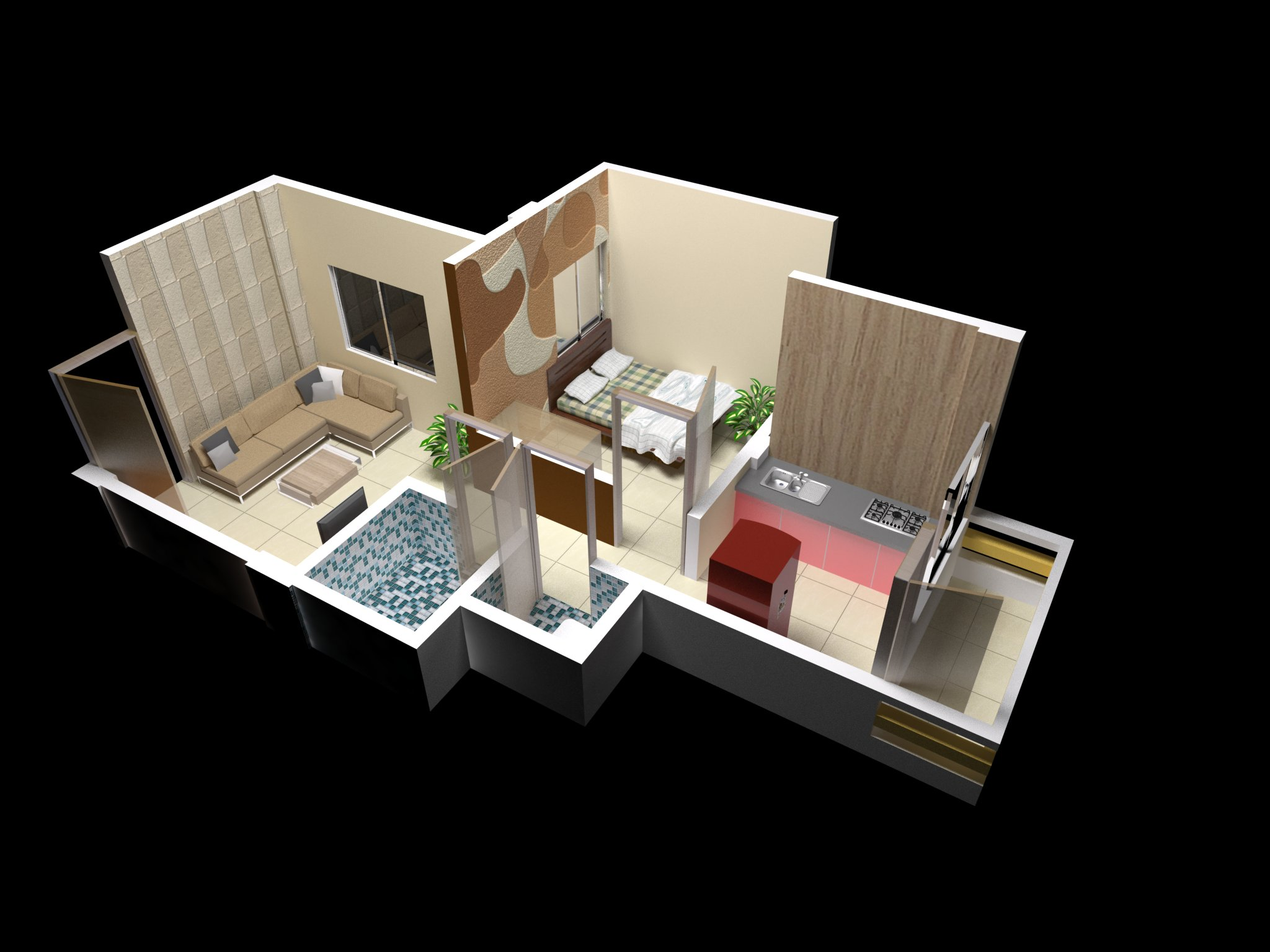 Shriram Sameeksha Floor Plan