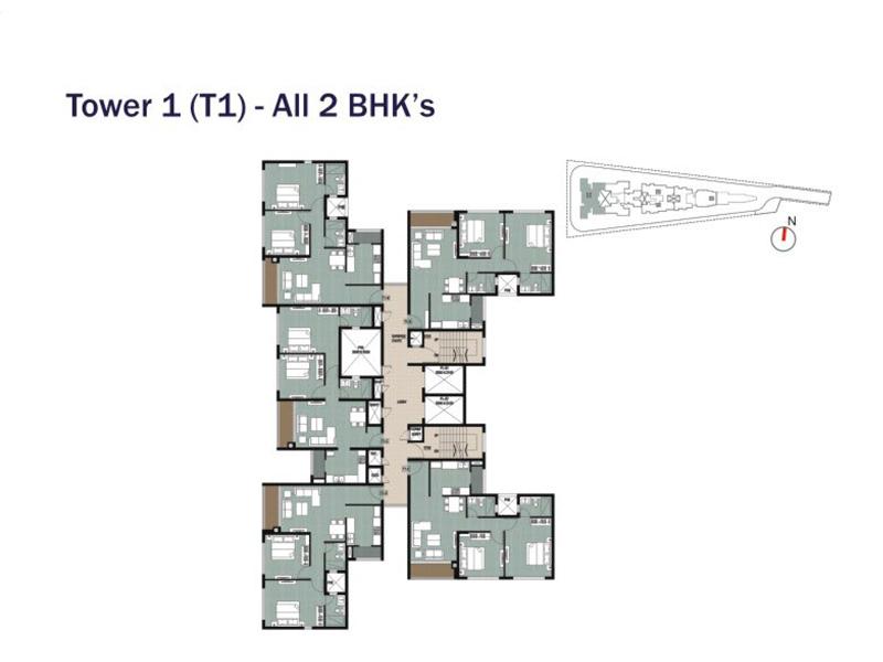 Unishire Wynn Towers Floor Plan