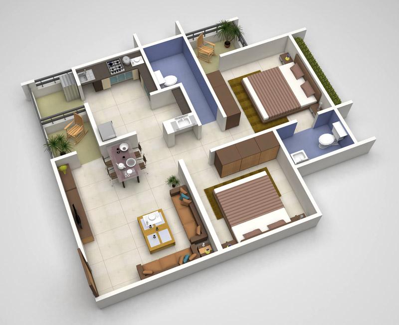 Wise Golden Rays Floor Plan