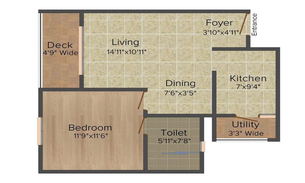 Tata Riva Floor Plan