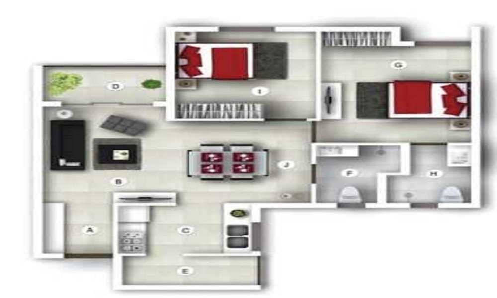 Bren Avalon Floor Plan