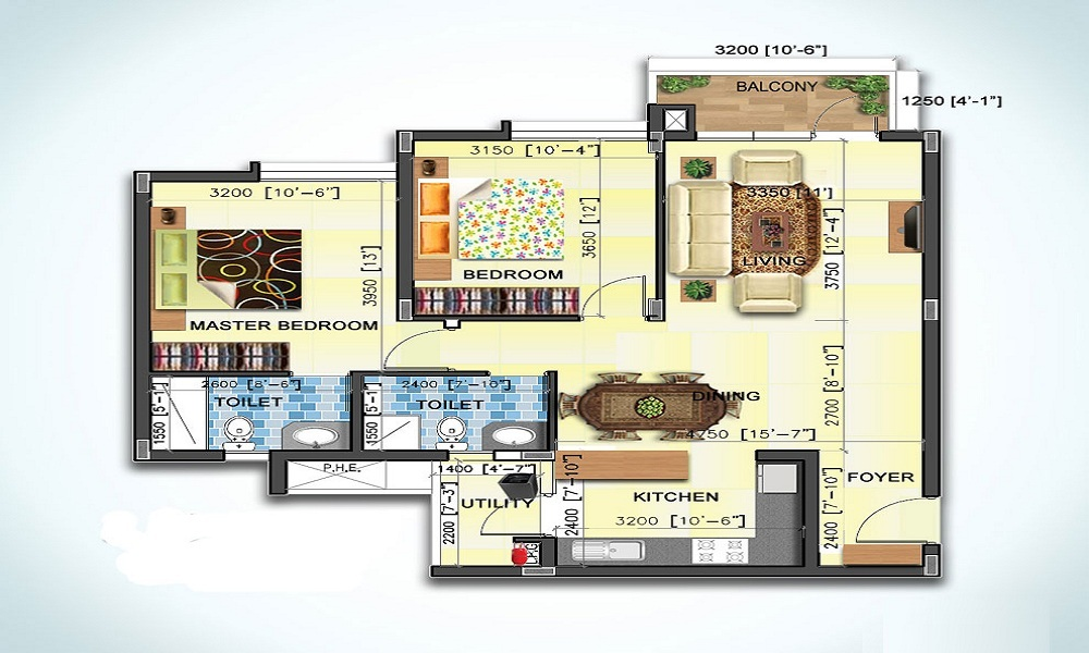 SJR Watermark Floor Plan