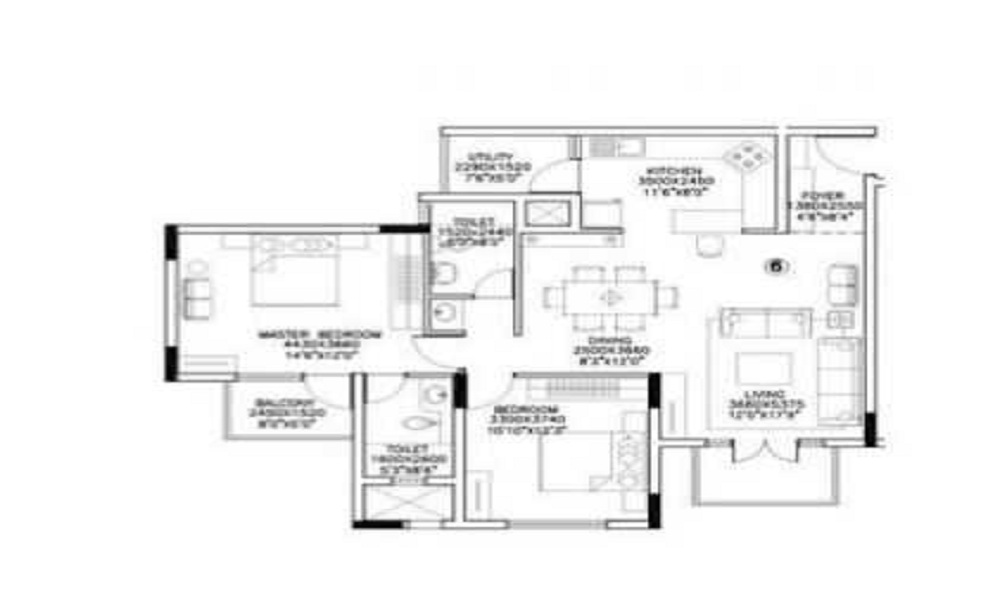 Sterling Shalom Phase 2 Floor Plan
