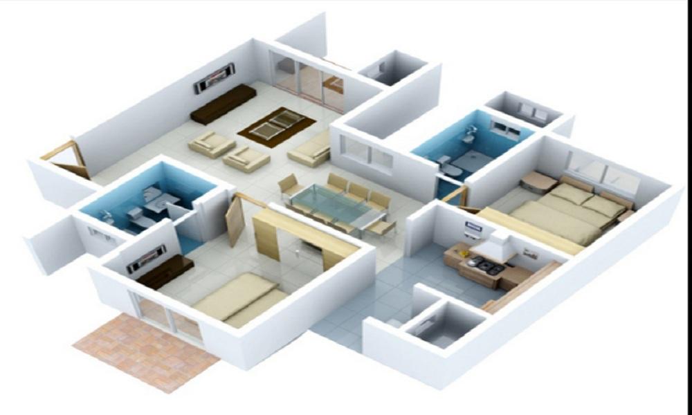Vaishnavi Nakshatra Floor Plan