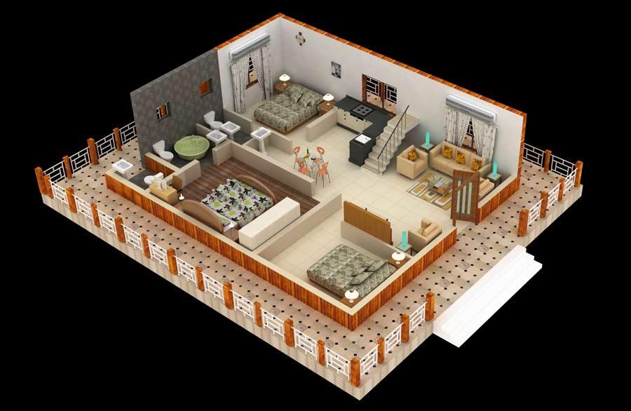 Godrej Woodsman Estate Floor Plan