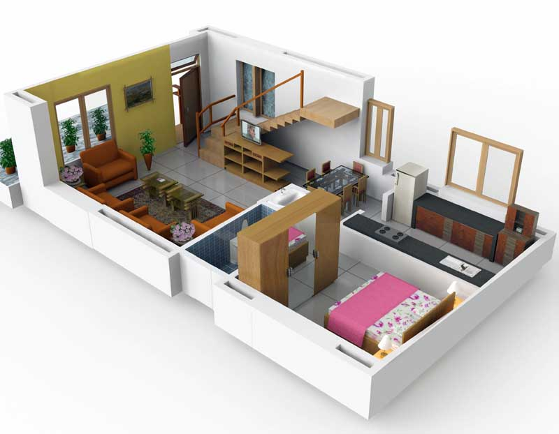 Chithaary Heights Floor Plan