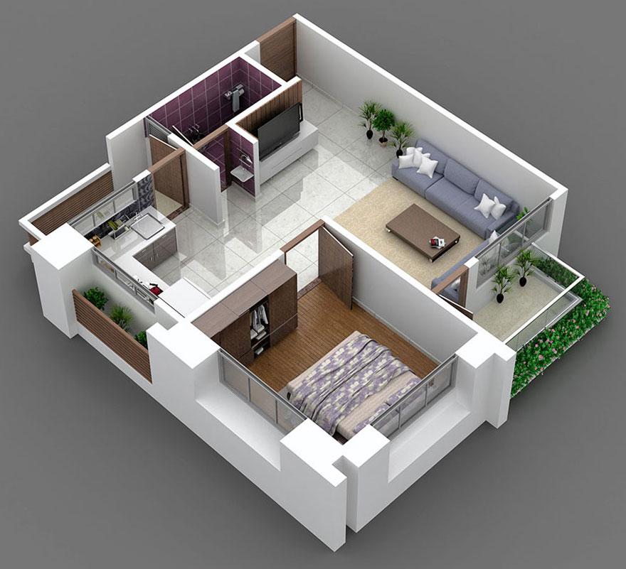 Chowriappa Viola Floor Plan