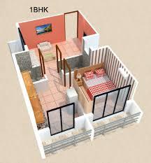 Dhammanagi Tulips Garden Floor Plan