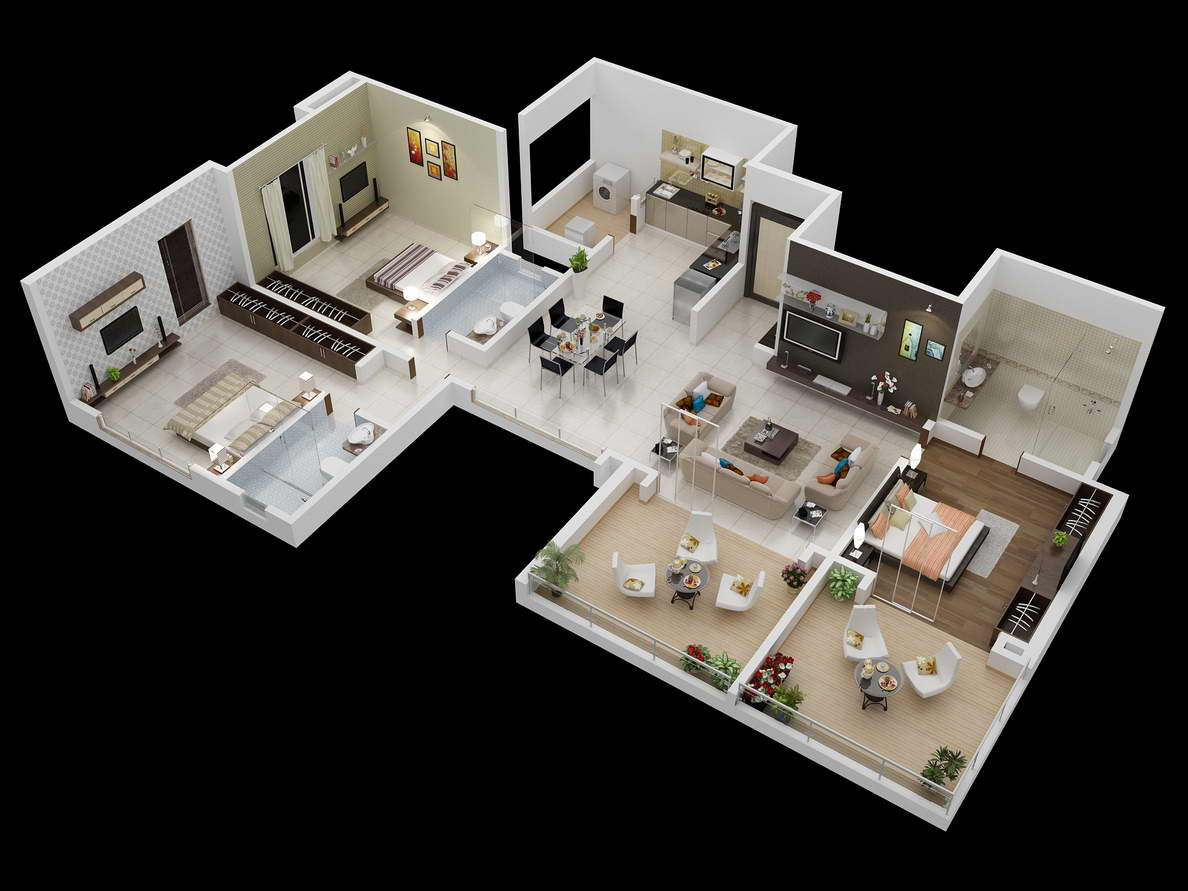 Gold Classic Floor Plan
