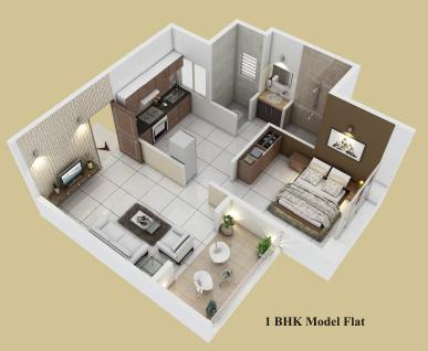 Gold Phoenix Floor Plan