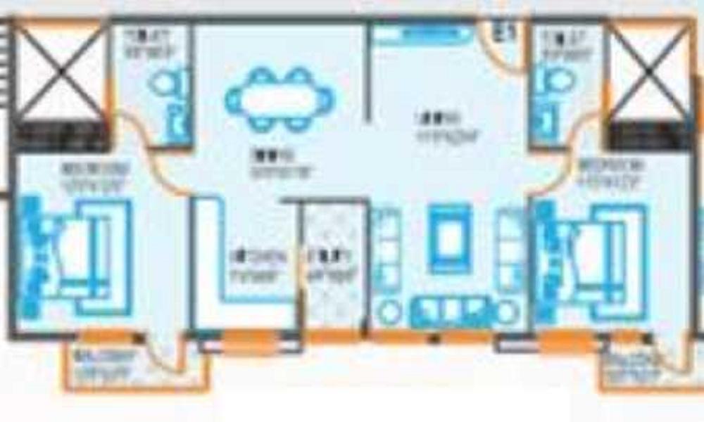 Samhita Blossom Floor Plan