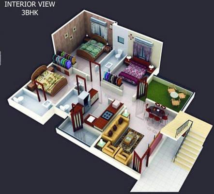 Shivaganga Sai Suchin Floor Plan