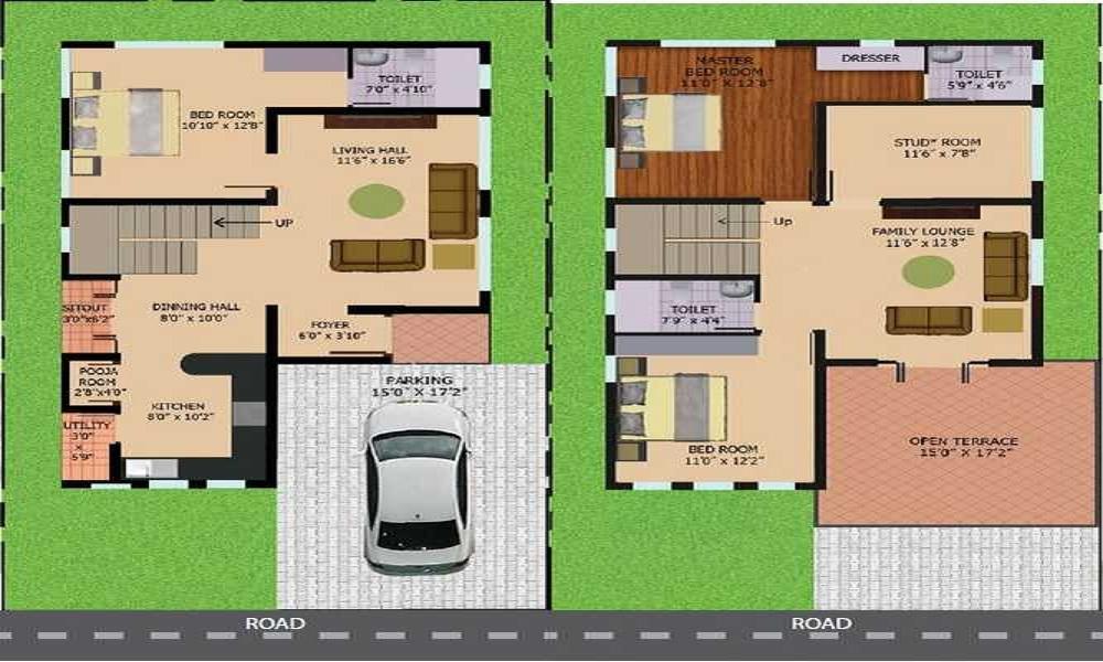 Skylite Serendipity Floor Plan