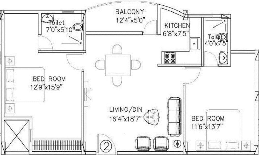 Sriven Empire Floor Plan