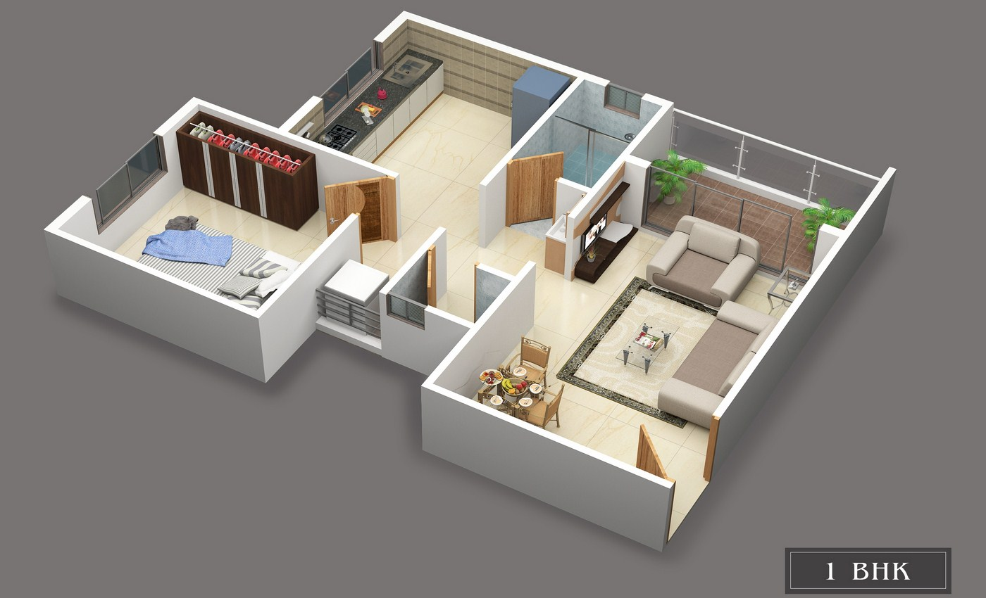 Supreme Aero View Floor Plan