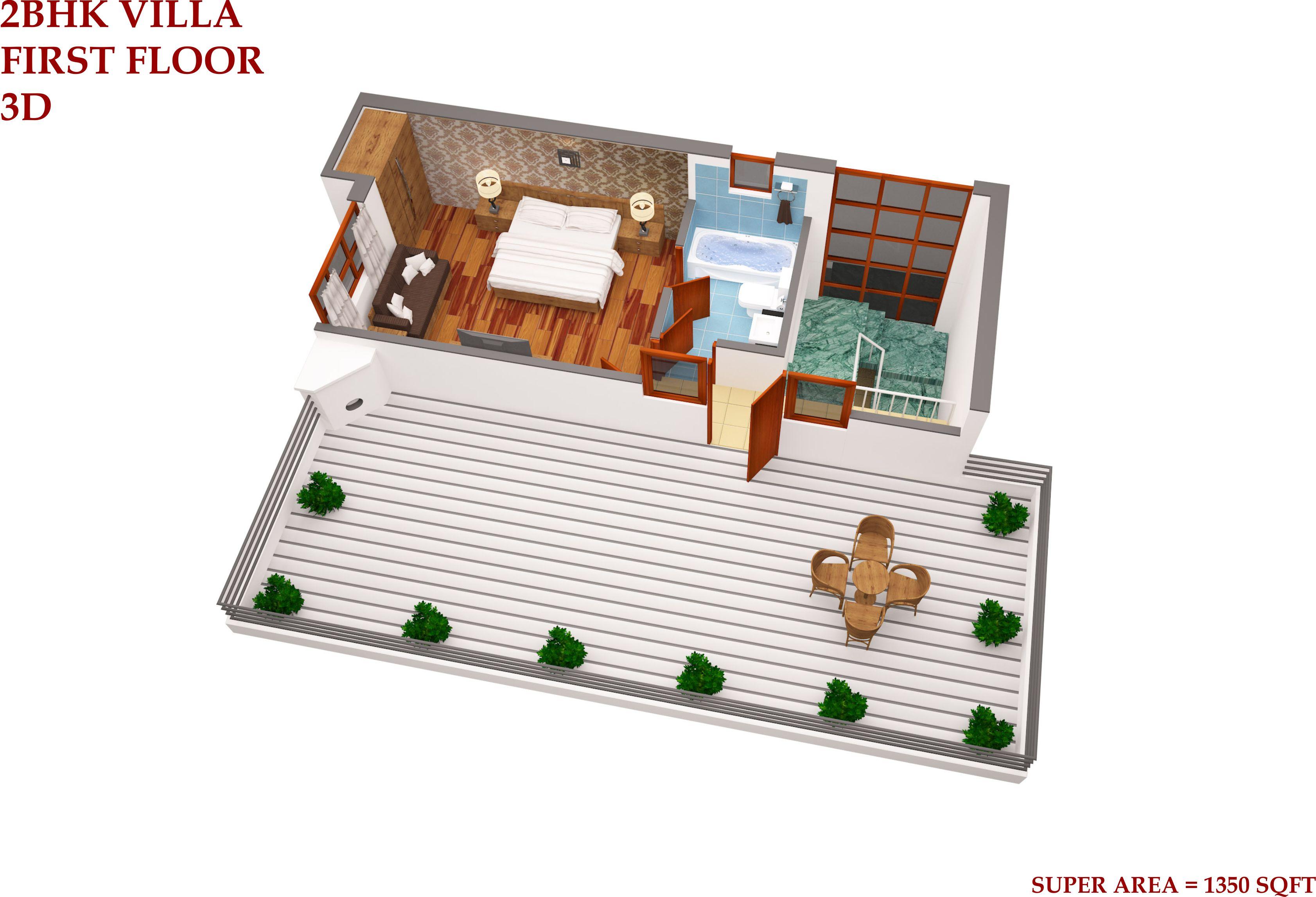 Vaibhav Urbana Floor Plan