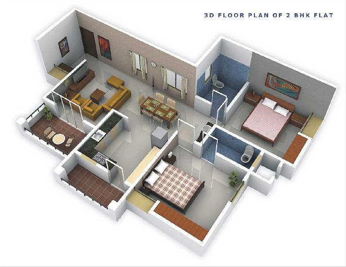 Victory Eco Homes Floor Plan