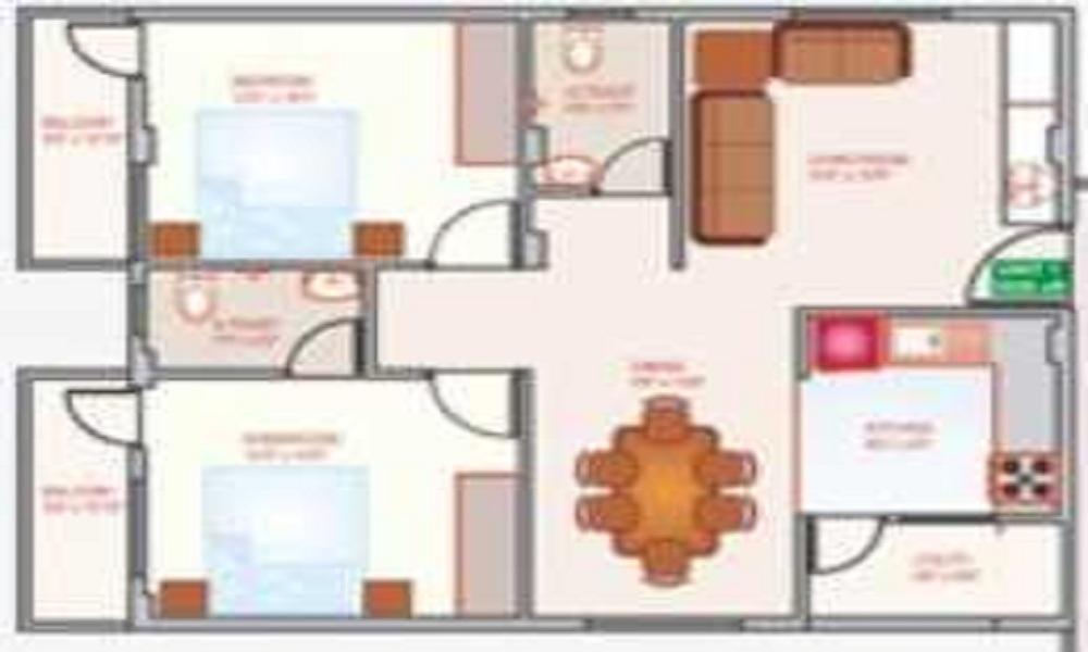 Arneesh Greens Floor Plan