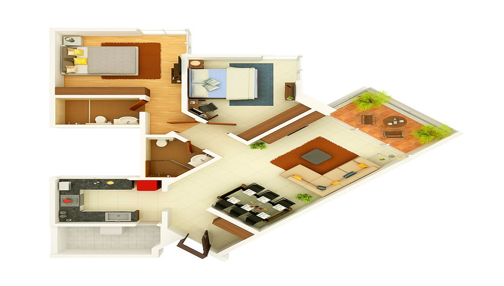 Kasturi Housing Eon Homes Floor Plan