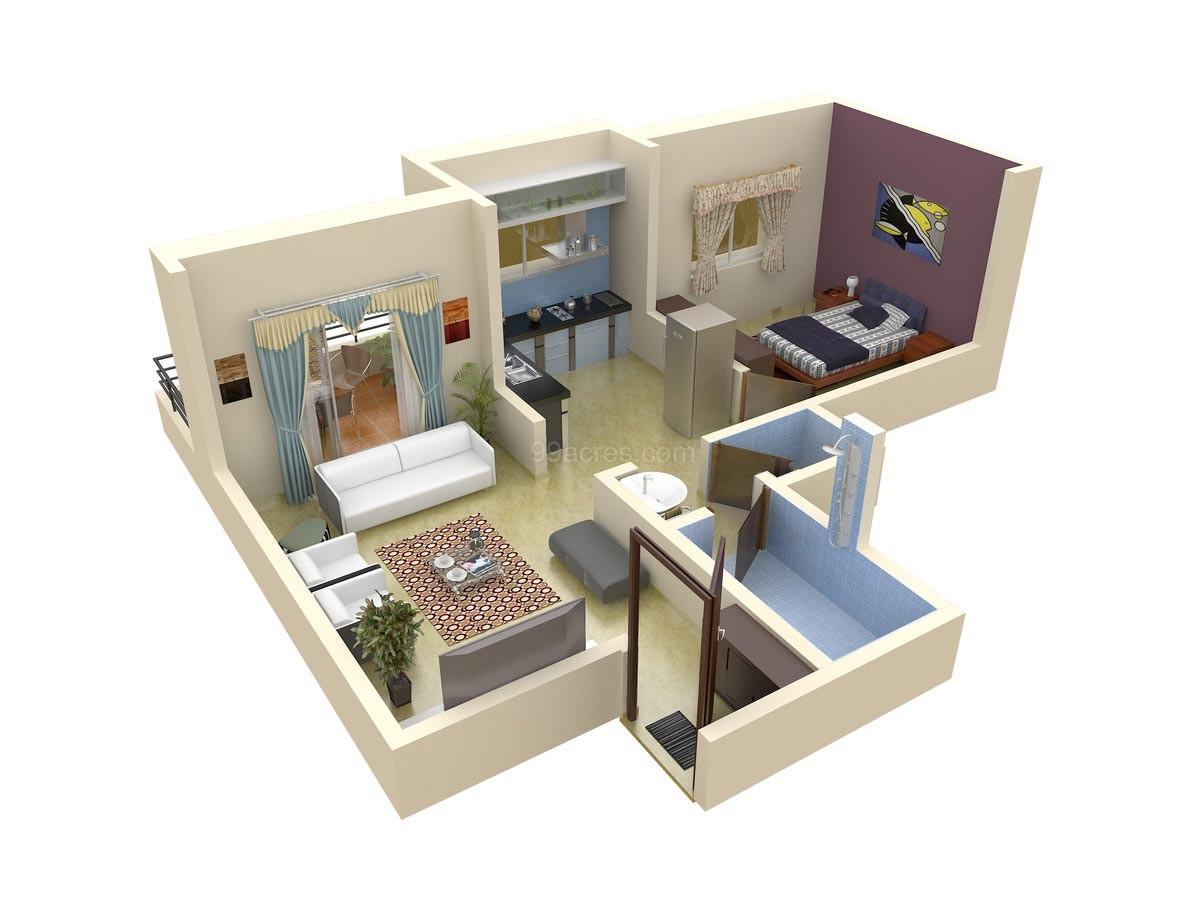 Comfort Dynasty Floor Plan