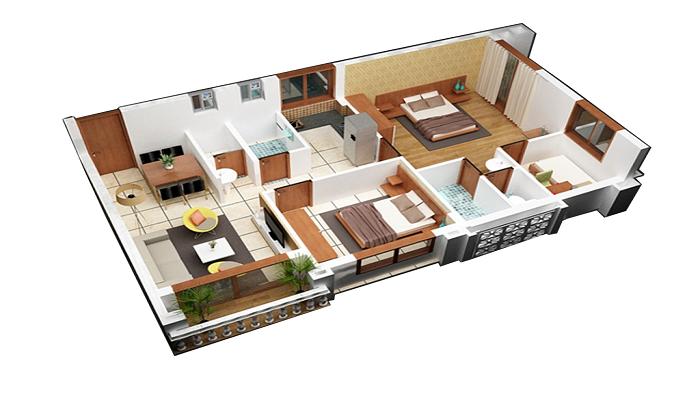 Kool Homes Signature Floor Plan
