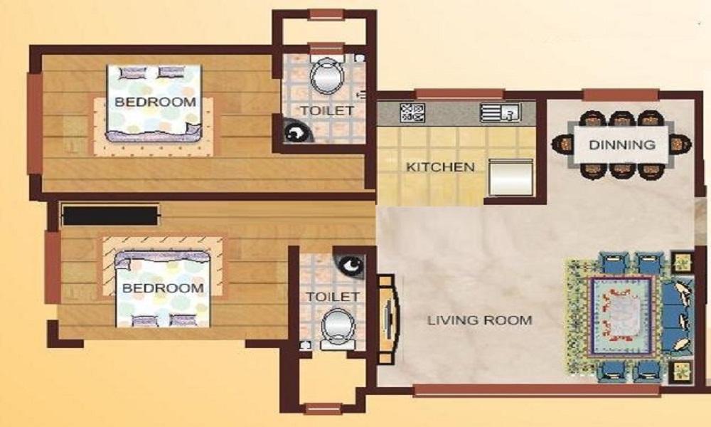 Canopy Crown Floor Plan