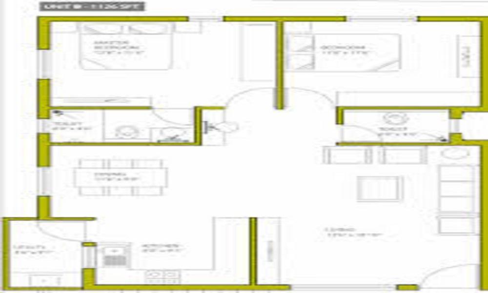 MS Crystal Floor Plan