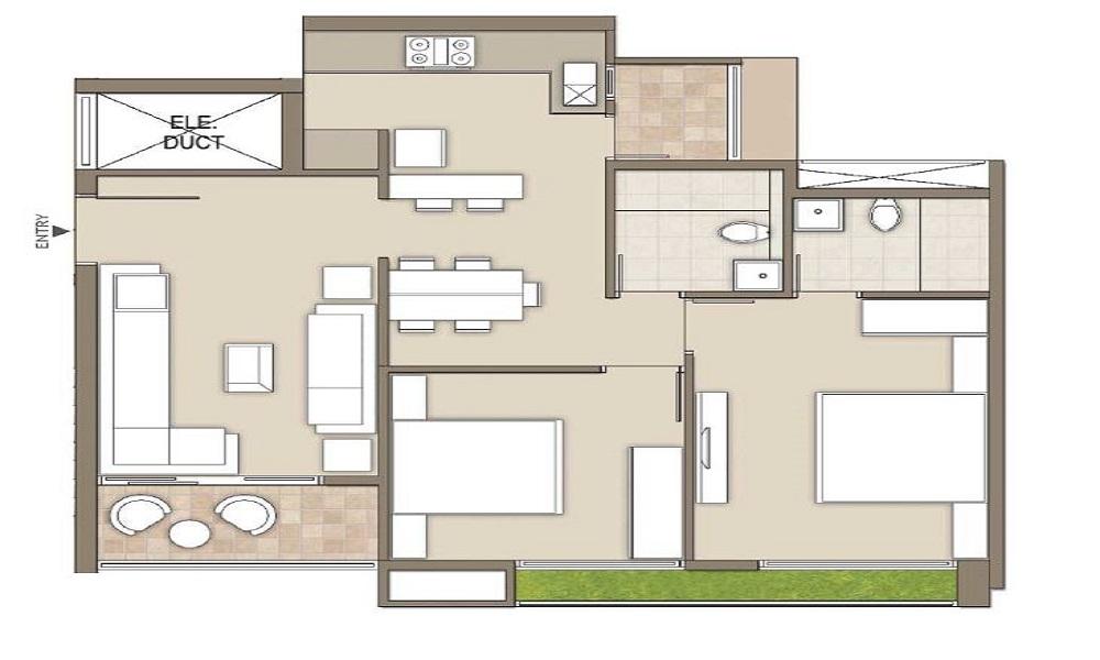 SR Tamarind Tree Floor Plan