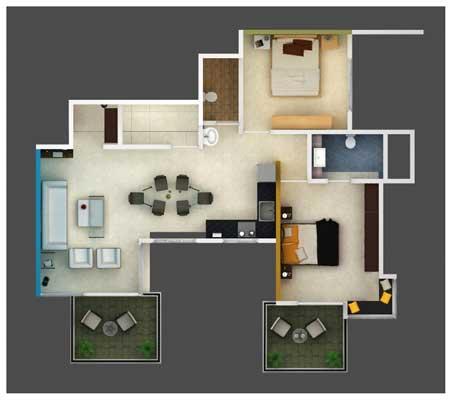 Vandana Amaze Floor Plan