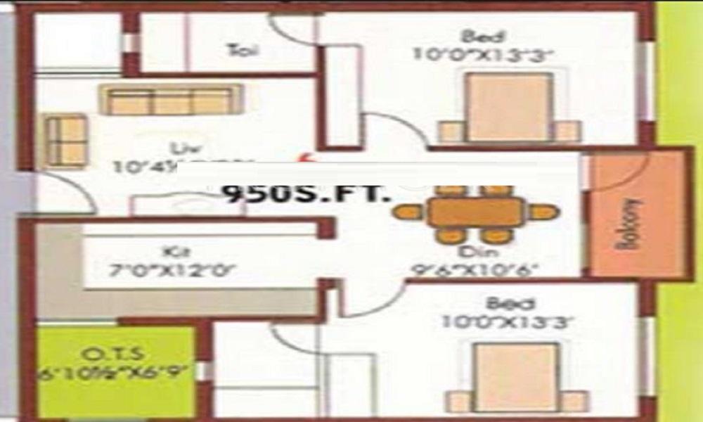 Imperium Gladys Floor Plan