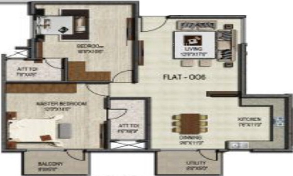 Unique Concord Floor Plan