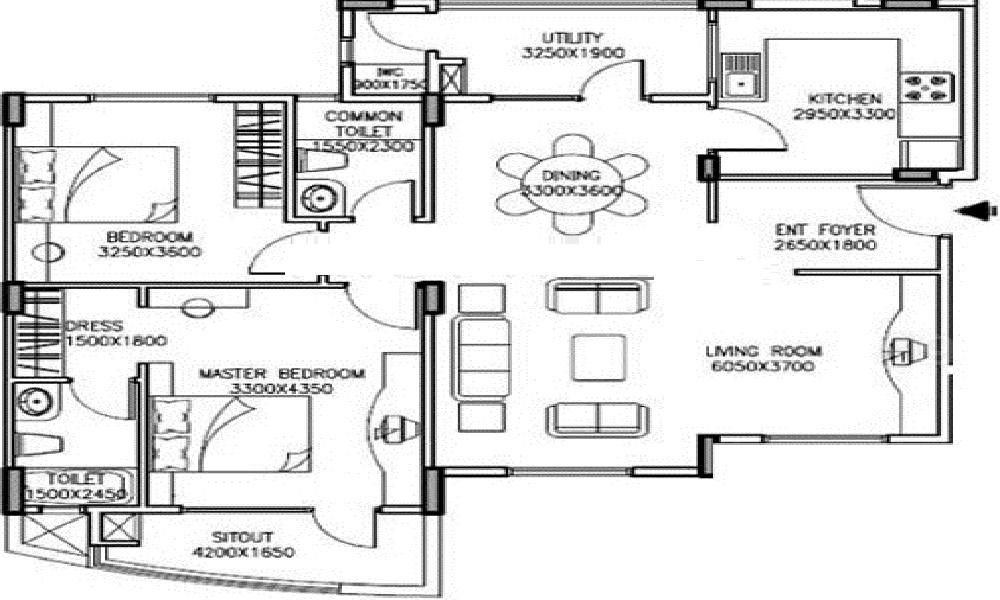 IDEB Riverspring Floor Plan