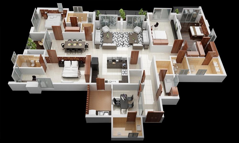 SKAV Blanca Floor Plan