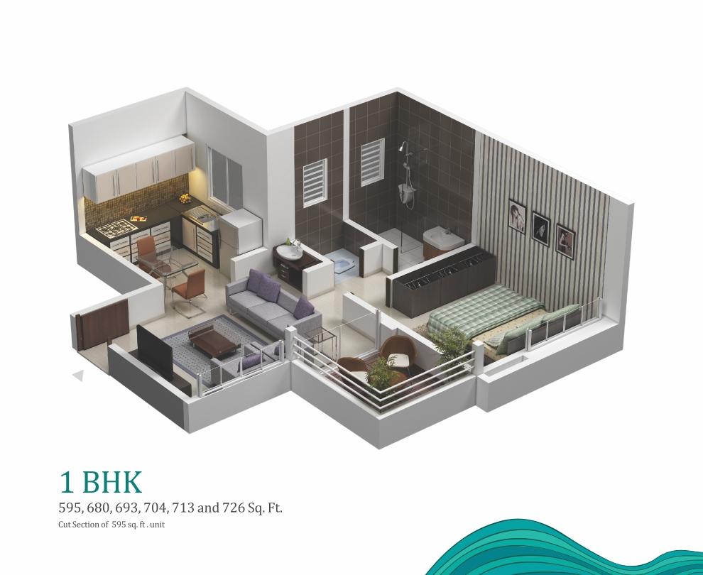 Prabhavathi Springs Floor Plan