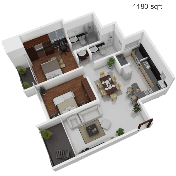 DS Max Susheela Scion Floor Plan