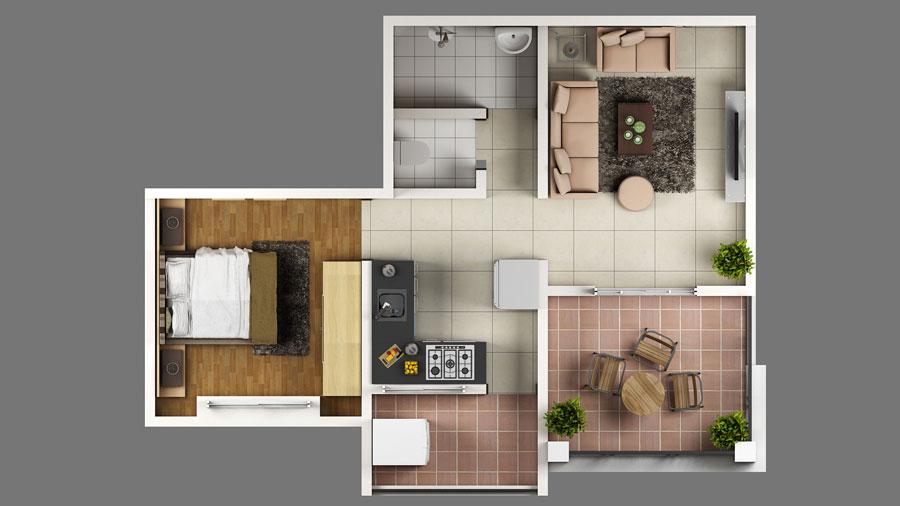 Prabhavathi Orchard Floor Plan