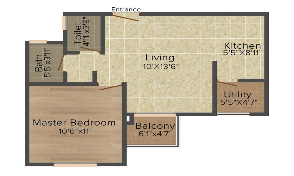 Skylark Royaume Floor Plan