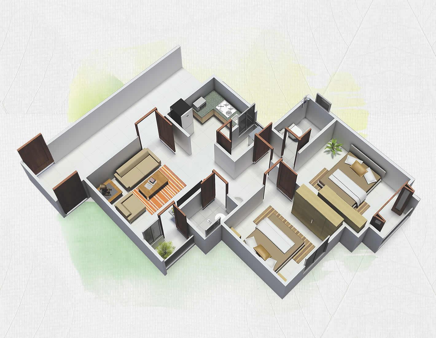 Amann Heritage Floor Plan