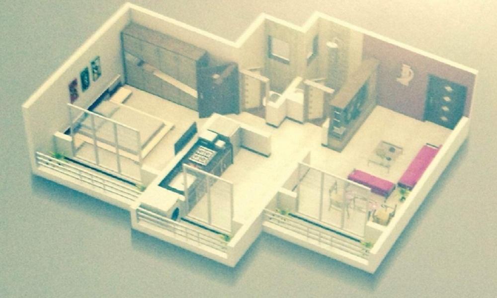 Lodha Chandresh Avenue Floor Plan