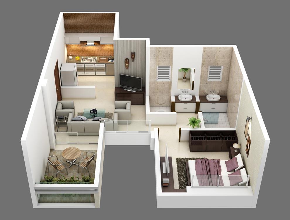Neumec Sonesta Floor Plan