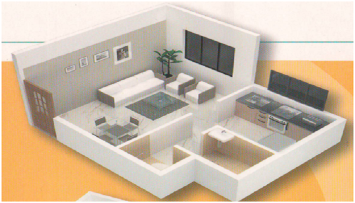 Shiv Residency Floor Plan